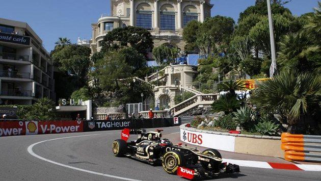 Příprava na Velkou cenu Monaka je plná překvapení.