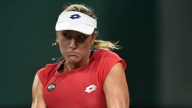 Tenistka Denisa Allertová si v čínském Kantonu zahraje finále.