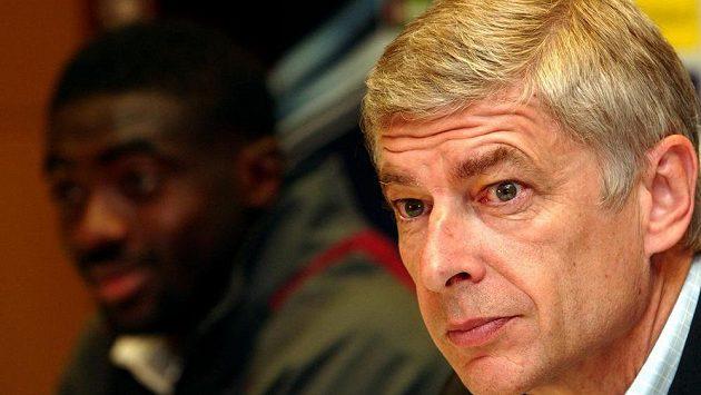 Arséne Wenger slíbil: Dalších dvacet let tady nebudu