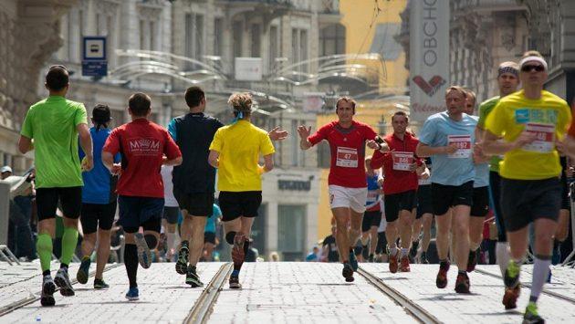 Už zase v sobotu - běžci na start.