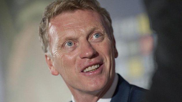 Skot David Moyes převezme Sunderland.