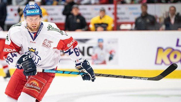 Hokejista Jiří Sekáč