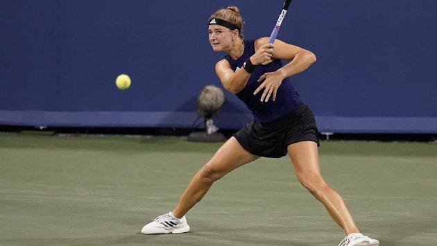 Tenistka Karolína Muchová možná přijde o zbytek sezony