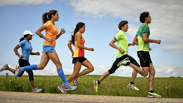 Hlavně neběhejte! Nebo budete zdraví, krásní a šťastní!
