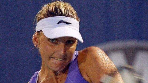 Karolína Plíšková skončila v Indian Wells už v kvalifikaci.