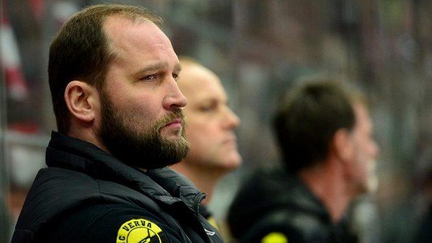 Jiří Šlégr v této sezóně vypomáhal litvínovským trenérům.