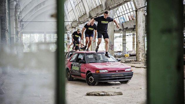 Urban Challenge: Tak trochu jiný závod