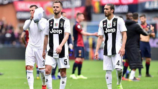 Juventus nečekaně prohrál na hřišti FC Janov. Fotbalisté Staré dámy byli nepovedeným zápasem zaskočeni.