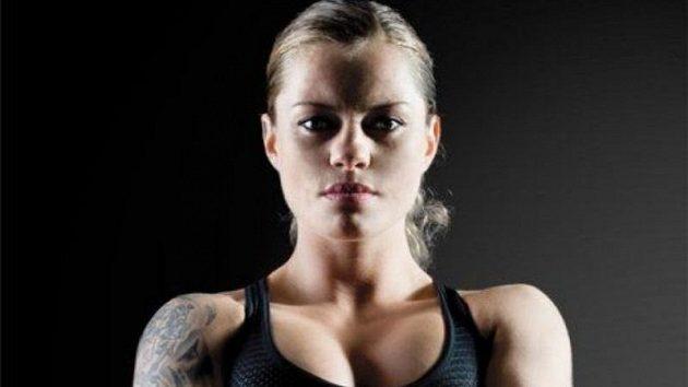 Boxerka Arleta Krausová
