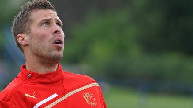 Radek Šírl nsi na odvetu s Twente věří.