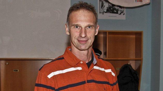 Bývalý hokejový brankář Dominik Hašek.