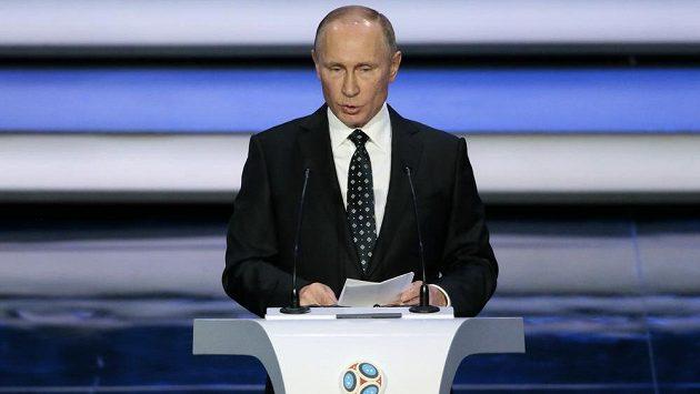 Nebudeme vyhlašovat žádnou blokádu, uvedl Vladimir Putin.