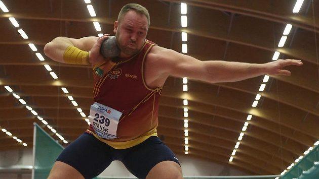 Koulař Tomáš Staněk si v Ostravě zajistil domácí titul i limit pro olympiádu.