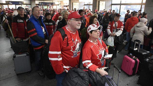 Ostrava se může těšit na stovky kanadských hokejových příznivců.