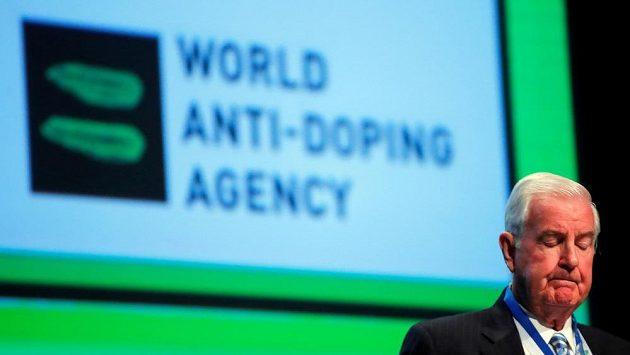 Craig Reedie, prezident WADA, ilustrační snímek.