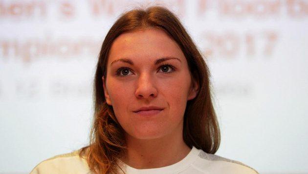 Eliška Krupnová je jedinou Češkou ve švédské nejlepší soutěži světa.