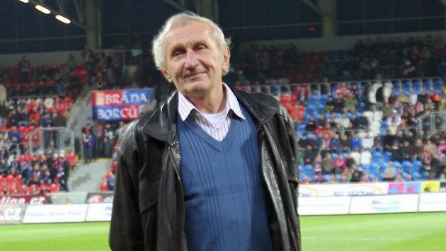 Ivan Bican před domácím zápasem Plzně proti Slavii Praha.