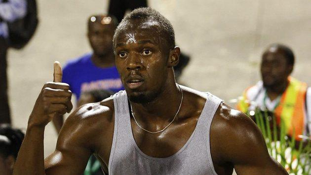 Usain Bolt na letošní ročník Zlaté tretry nedorazí