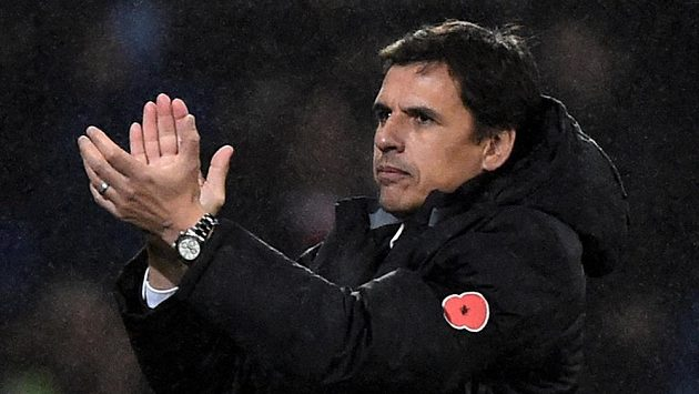 Trenér Walesu Chris Coleman.