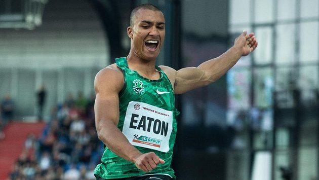 Největším favoritem olympijského desetiboje bude Ashton Eaton.