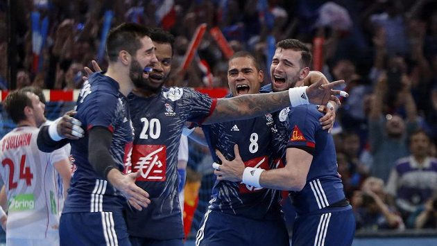 Francouzi se radují, mají titul