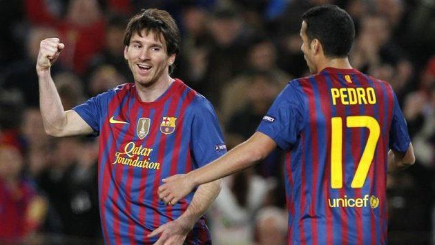 I božský Lionel Messi se přimlouvá, aby trenér Guardiola v Barceloně zůstal.
