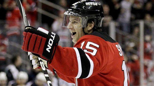 Petr Sýkora dnes odehraje svůj 1000. zápas v NHL.