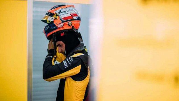 Robert Kubica znovu usedl do formule jedna.