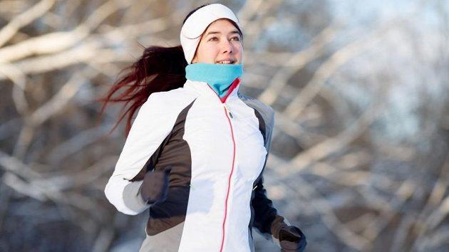 Běhání nás chrání a posiluje naši imunitu.