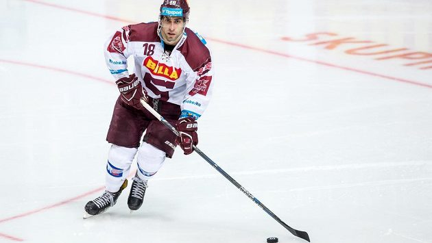 I sparťan Andrej Kudrna figuruje v nominaci Slovenska.