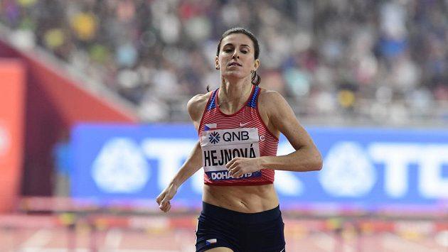 Zuzana Hejnová předvedla v Dauhá spolu s Jakubem Vadlejchem nejlepší český výsledek.