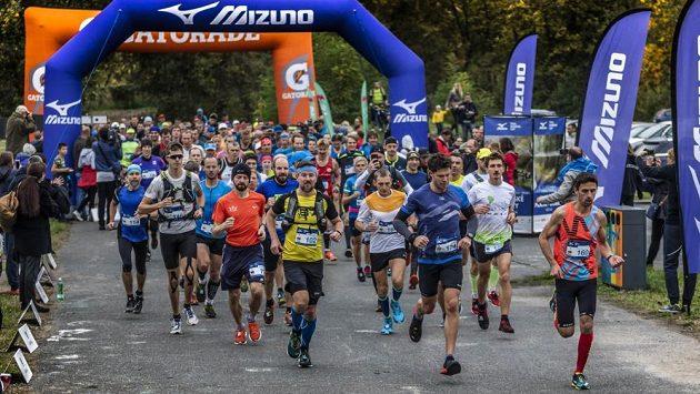 Trať z Prahy-Braníka do Dobříše opět ožila. O nejstarší český maraton byl zájem (ilustrační foto)