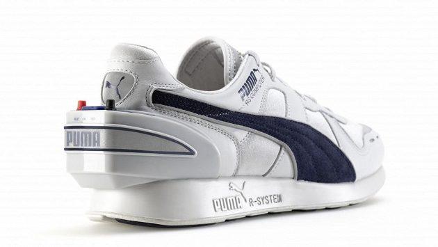 Počítačové boty Puma RS Computer s patní nástavbou.