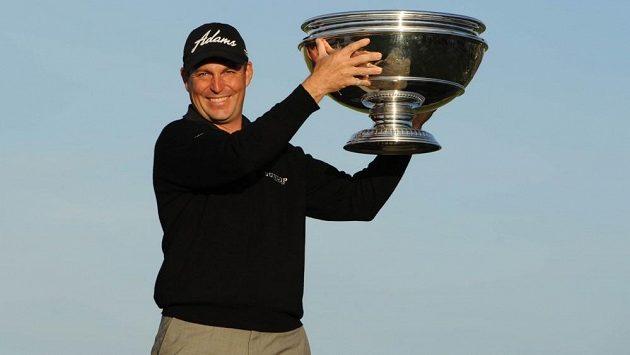Golfista David Howell.