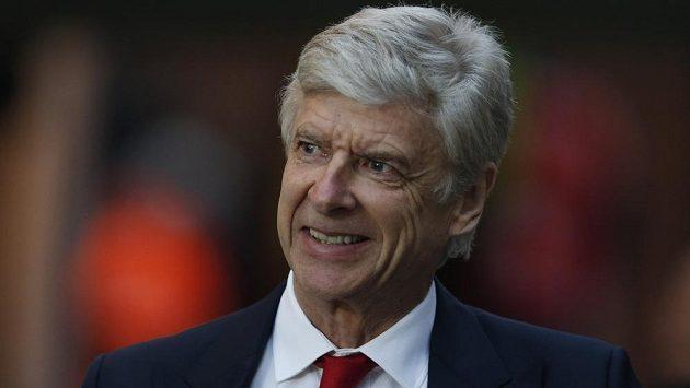 Rozesmátý kouč Arsenalu Arséne Wenger si už vyhlídl první posilu.