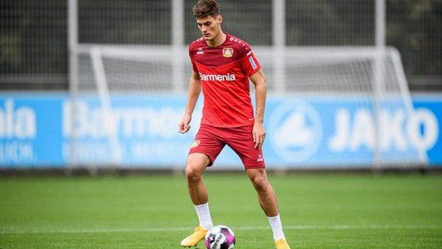 Útočník Patrik Schick bude chybět národnímu týmu proti Bělorusku i v Belgii.