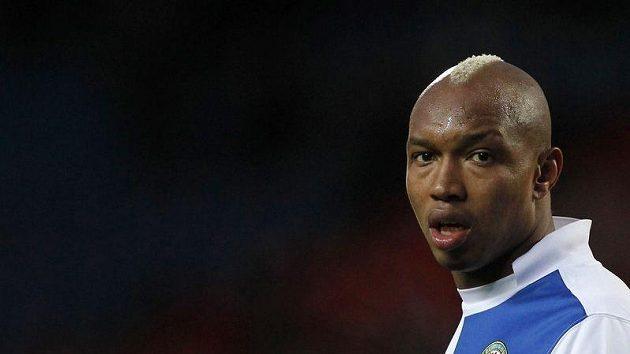 Fotbalista Blackburnu El Hadji Diouf