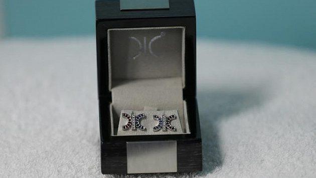 Tyhle šperky mají přinést štěstí ve finále Fed Cupu.