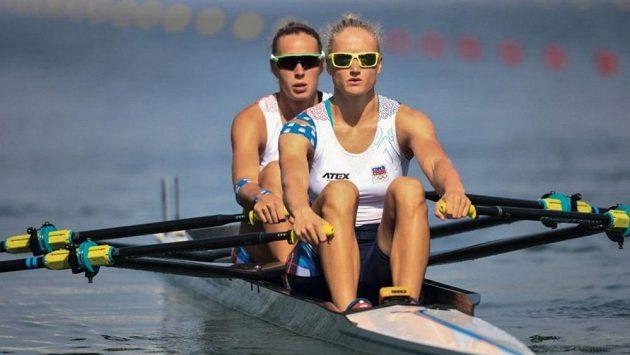 Dvojskifařky Lenka Antošová a Kristýna Fleissnerová postoupily na ME do finále.