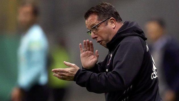 Fotbalový trenér Markus Kauczinski si musí hledat nové angažmá.