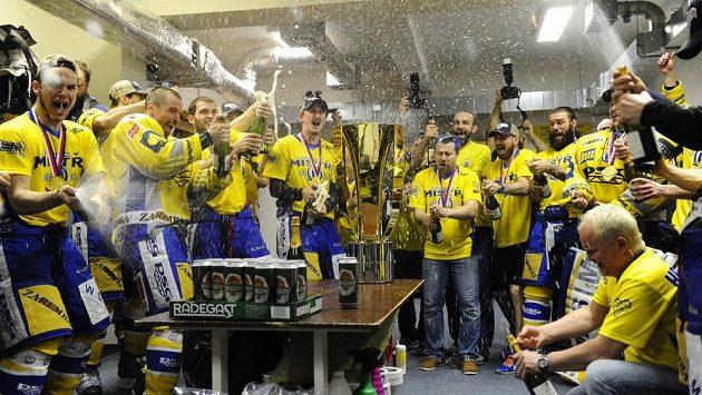 Zlínský tým jásá po zisku Masarykova poháru.