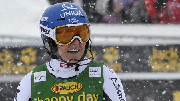 Rakouská lyžařka Marlies Schildová.