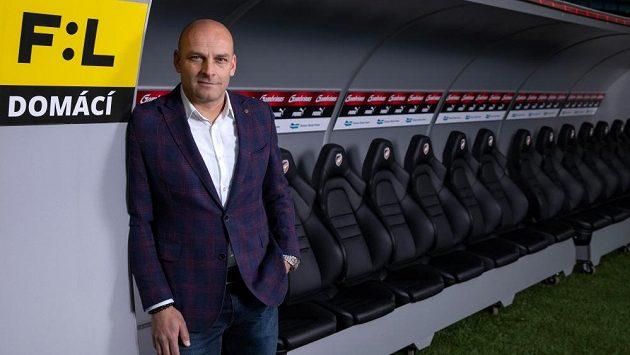 Nový plzeňský trenér Adrián Guľa.