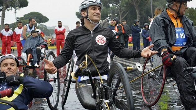 Sedmačtyřicetiletý někdejší pilot F1 Alessandro Zanardi má před sebou další výzvu - zkusit si Ironmana na Havaji.