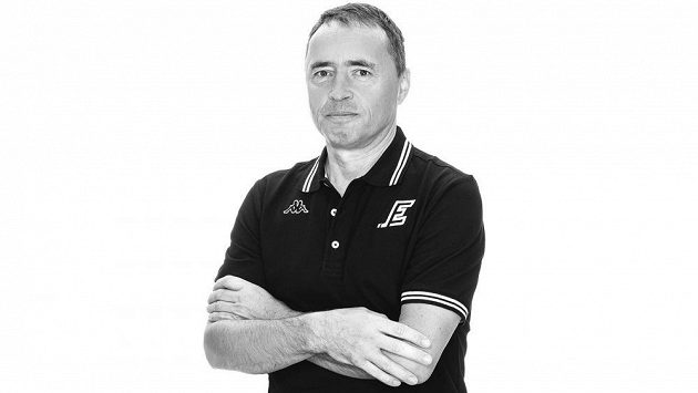 Miroslav Švec na snímku z letošního klubového focení.
