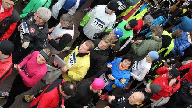Do lázní Bad Füssing se na závody sjíždí kolem dvou a půl tisíce běžkyň a běžců.