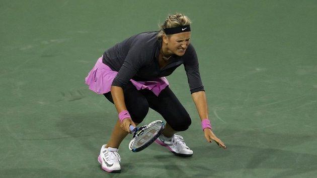 Zraněná Viktoria Azarenková se nepředstaví ani na French Open.