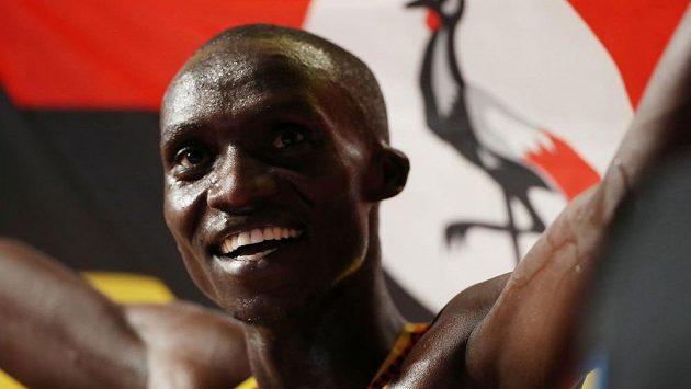 Čerstvý rekordman v silničním závodě na 10 km, Joshua Cheptegei