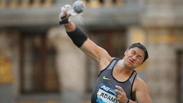 Novozélandská koulařka Valerie Adamsová popáté v kariéře vyhrála hodnocení Diamantové ligy.