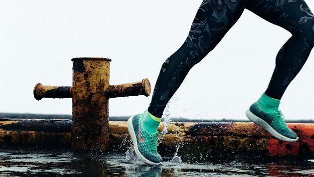 Boty Nike LunarEpic Flyknit Shield: Nepromokavá bota do nepohody.